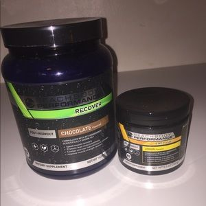 Beachbody Performance—Energize and Recover